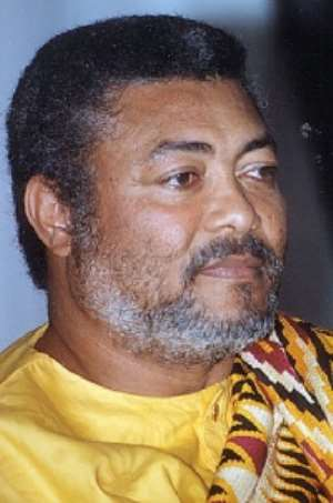 Let's Salute Jerry Rawlings!
